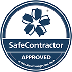 Alcumus Safe Contractor Logo